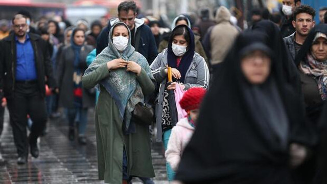 İran'da koronavirüsle ilgili korkutan istatistik
