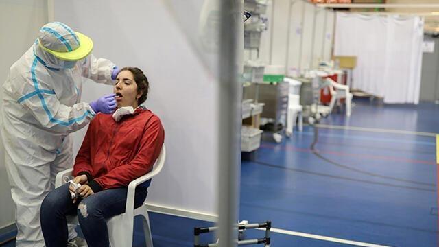 İspanya'da koronavirüs vaka sayıları arttı