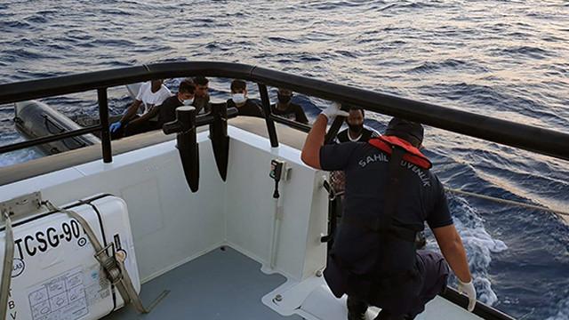 Yunanlar ölüme terk etti, yine Türk Sahil Güvenlik kurtardı