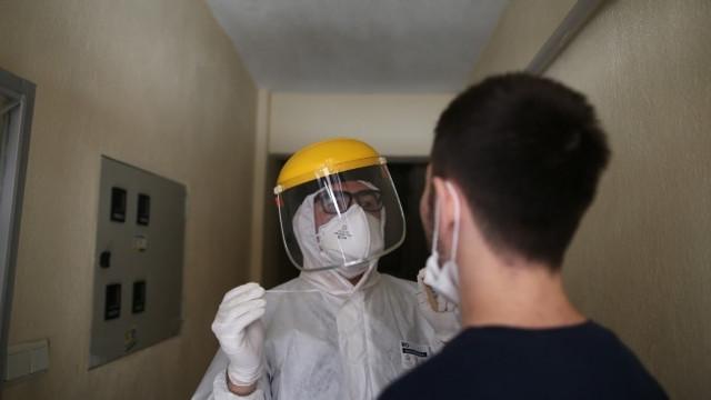 Apartmanda 1 kişi 24 kişiye virüs bulaştırdı