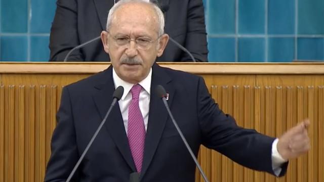Kılıçdaroğlu: ''Lanet sözcüğünü Erdoğan için kullanmış olabilir''