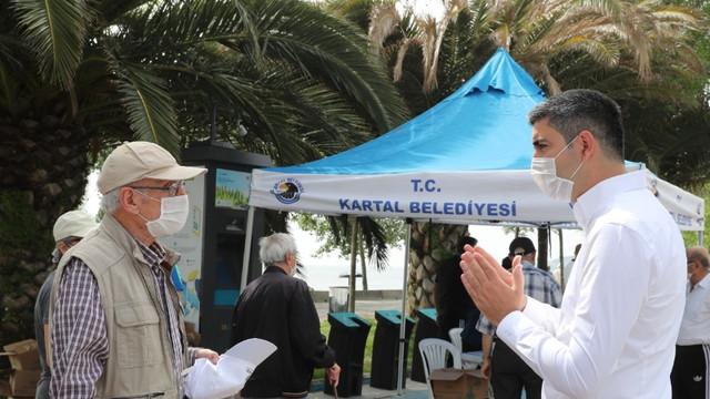 Başkan Gökhan Yüksel, Covid-19 döneminde en başarılı 2. belediye başkanı