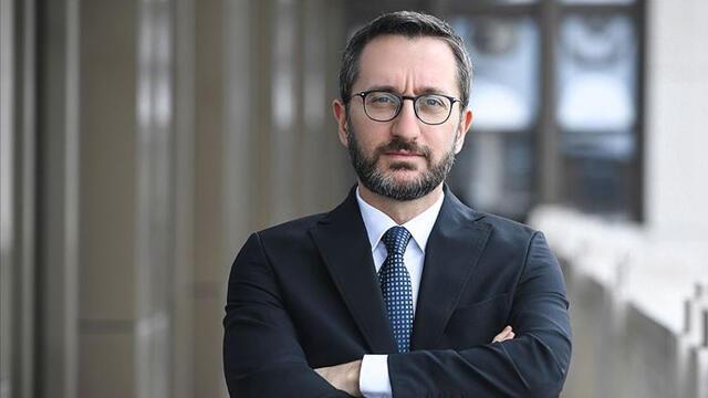 Fahrettin Altun: ''Vatandaşlarımız CİMER'i mesaj yağmuruna tuttu''