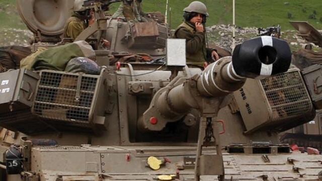 İsrail ordusu, Lübnan sınırına takviye asker gönderecek