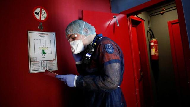 Fransa'da koronavirüsten ölenlerin sayısı 30 bin 223'e yükseldi