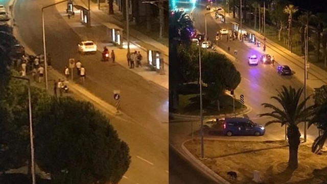 Eğlence merkezine ateş açan saldırganı dövdüler