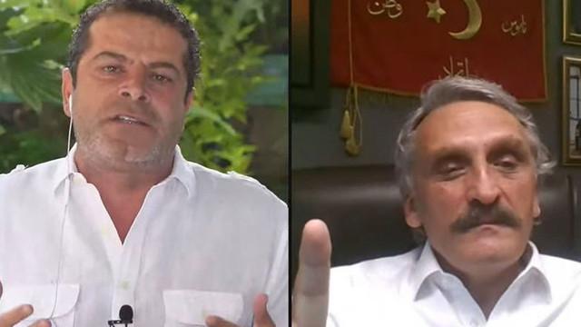 AK Partili Çamlı ''özür'' istedi, Cüneyt Özdemir ''özür'' diledi