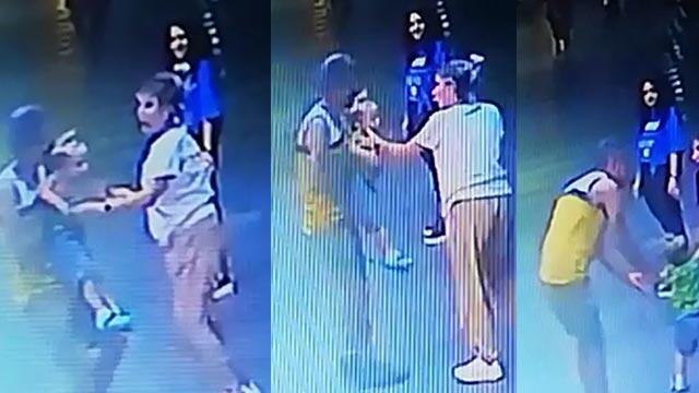2,5 yaşındaki çocuğu kaçırmaya çalışan kişi yakalandı