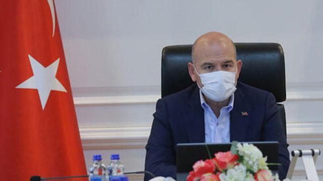 Bakan Soylu ve 81 il valisi arasında kritik toplantı