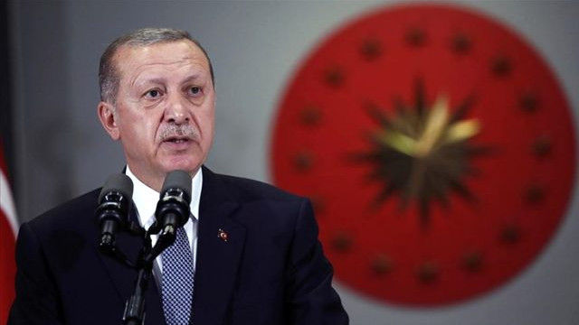Erdoğan: Pandemide iki sektörün önemi ortaya çıktı