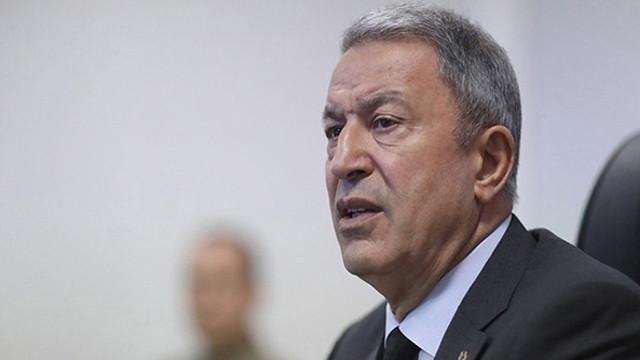 Bakan Akar:  ''Libya Libyalılarındır''