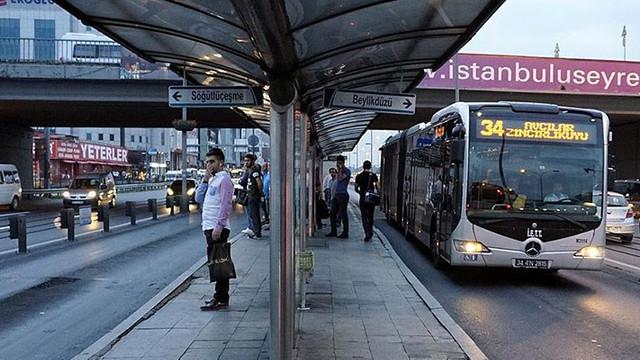İstanbul'da toplu ulaşım 4 gün boyunca ücretsiz