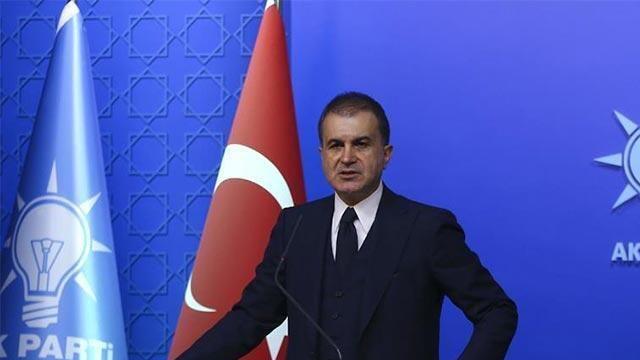AK Parti Sözcüsü Çelik: Utanılması gereken bir barbarlıktır