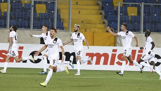 Süper Lig'e yükselen son takım Fatih Karagümrük oldu