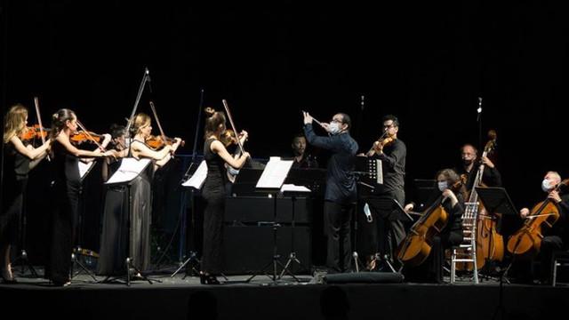 İstanbul Devlet Senfoni Orkestrası konserlerine başladı