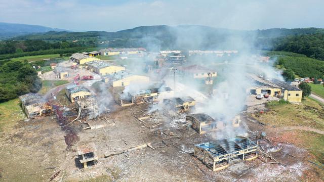 Sakarya'daki patlamada 3 kişi gözaltına alındı