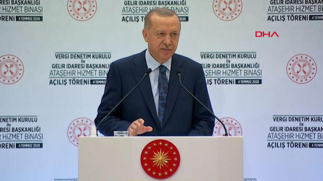 Erdoğan: Biz bir kaybedersek onların kaybı 10 olacaktır