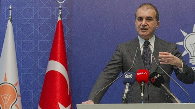 AK Parti Sözcüsü Çelik'ten kritik ''Libya'' açıklaması