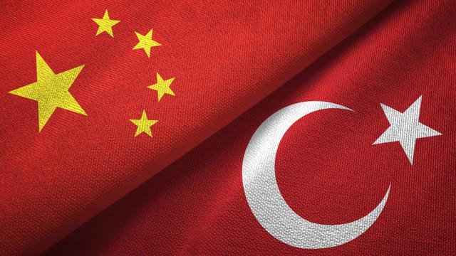 Türkiye ile Çin'den ticaret anlaşması