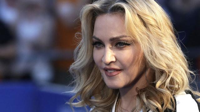 61'lik Madonna'dan cesur paylaşım