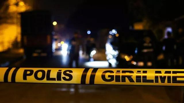 Sokak ortasında tartıştığı eşini silahla vurarak öldürdü!