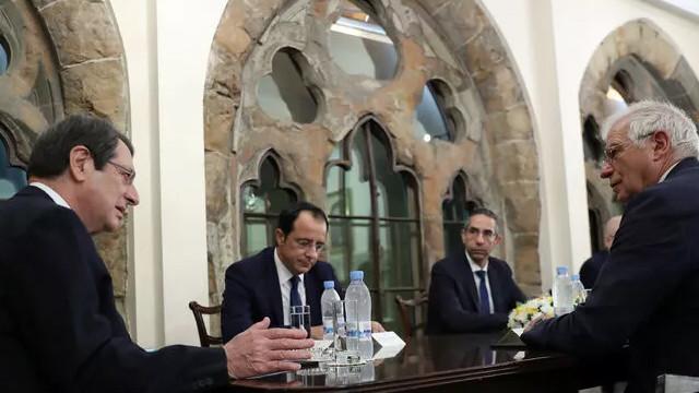 Rum lider Anastasiades'ten flaş Türkiye açıklaması