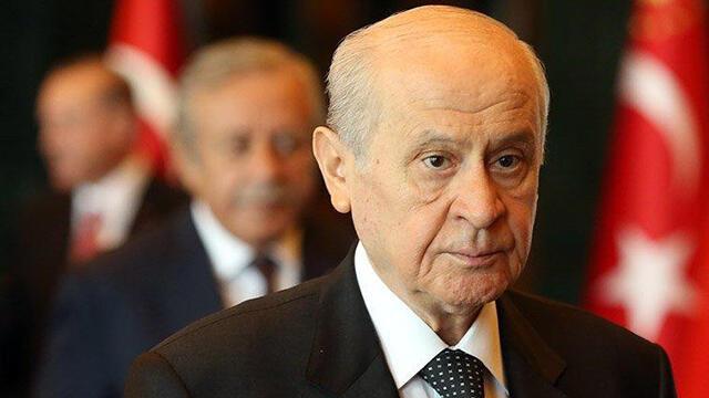 MHP Lideri Bahçeli'den Baro açıklaması!