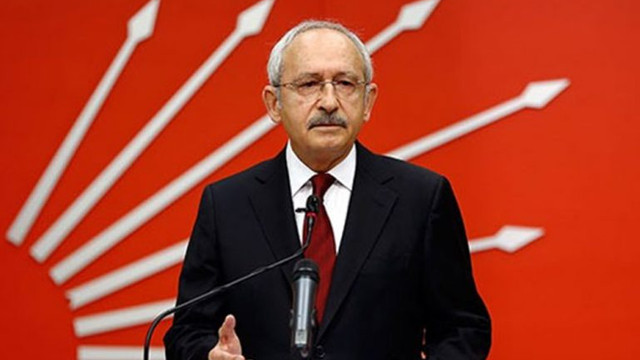 Kılıçdaroğlu'ndan siyasi parti liderlerine kurultay mektubu