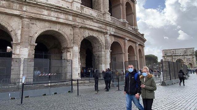 İtalya'da koronavirüsten son 24 saatte 12 kişi hayatını kaybetti