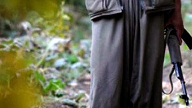 Terör örgütü PKK'dan kaçan 5 terörist teslim oldu!