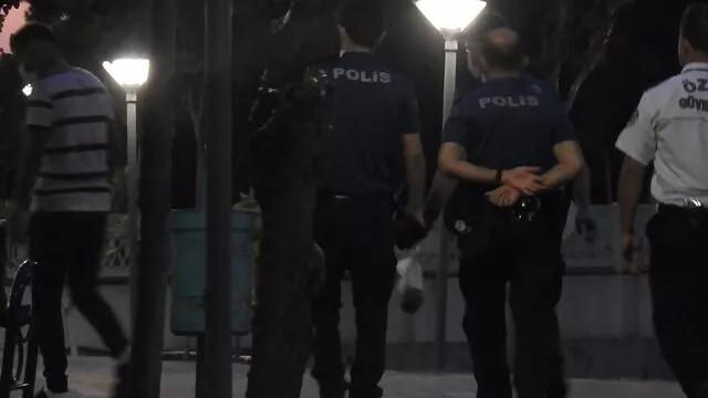 Gaziantep'te parkta bulunan et parçası polisi harekete geçirdi!
