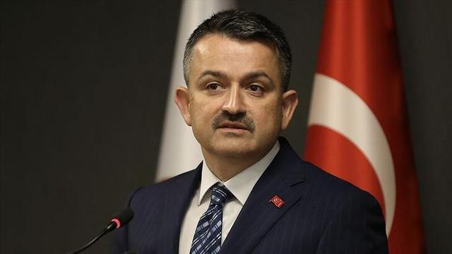 Bakan Pakdemirli açıkladı! Kesilen ceza 63 milyon lirayı aştı