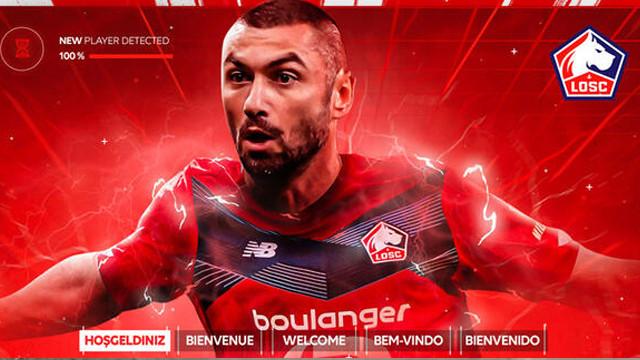Burak Yılmaz Fransız ekibine transfer oldu