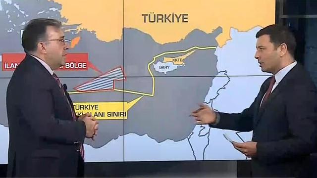 Akdeniz'de gerilim hat safhada... Abdullah Ağar: Savaş riski var