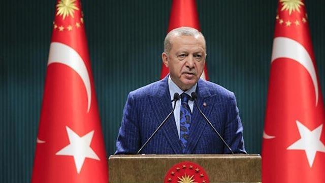 Kabine toplantısı sona erdi, Cumhurbaşkanı Erdoğan'dan önemli açıklamalar