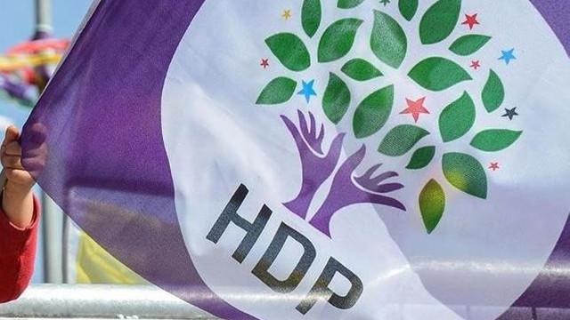 HDP'de 5 isme taciz soruşturması!
