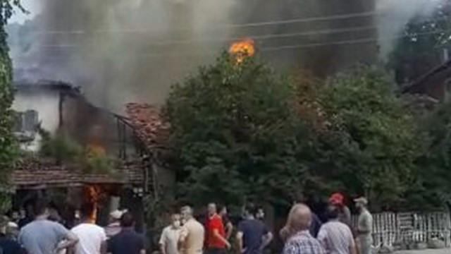 Çorum'da ahşap ev küle döndü: 4'ü çocuk 5 kişi öldü