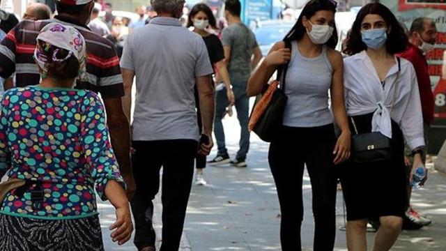 ''Neden maske takmıyorsunuz?'' sorusuna verdiği yanıt hayrete düşürdü!
