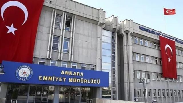 Ankara Emniyet'inde 37 ismin görev yeri değişti