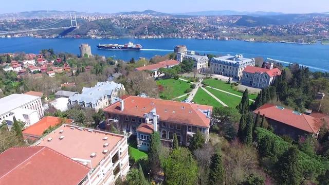 Boğaziçi Üniversitesi online eğitim yapacak