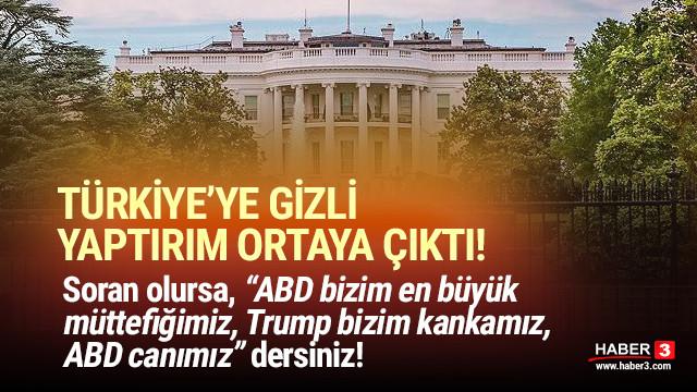 ABD'nin gizli Türkiye ambargosu ortaya çıktı!