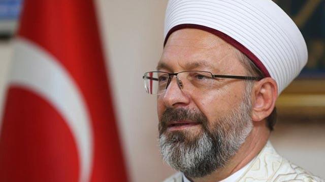 Diyanet İşleri Başkanı Ali Erbaş'tan ''kan bağışı'' çağrısı