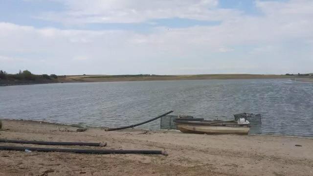 Kurtbey Göleti kuraklık ile karşı karşıya!