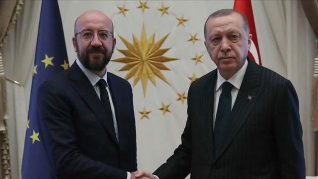 Erdoğan'a telefonda ''Yunanistan'ın yanındayız'' dedi!