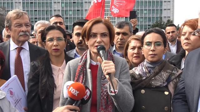 CHP'den İstanbul Sözleşmesi kampanyası!