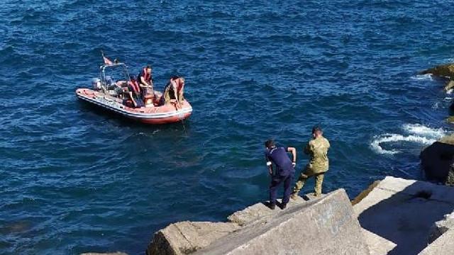 1. Dünya Savaşı'ndan kalma top mermisi bulundu