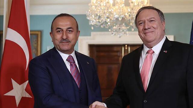 Bakan Çavuşoğlu, Pompeo'yla Doğu Akdeniz'deki durumu görüşecek