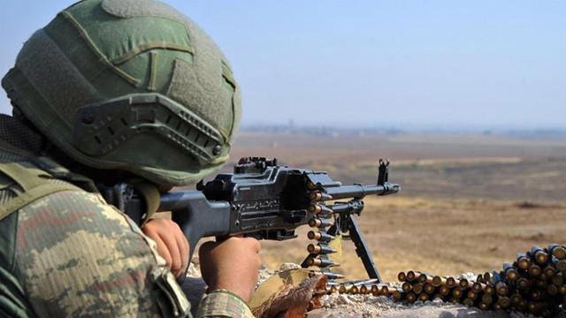 Zeytin Dalı bölgesinde 5 terörist gözaltına alındı