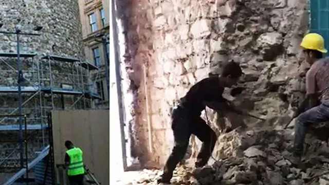 Galata Kulesi'ndeki skandal görüntülerle ilgili yeni gelişme