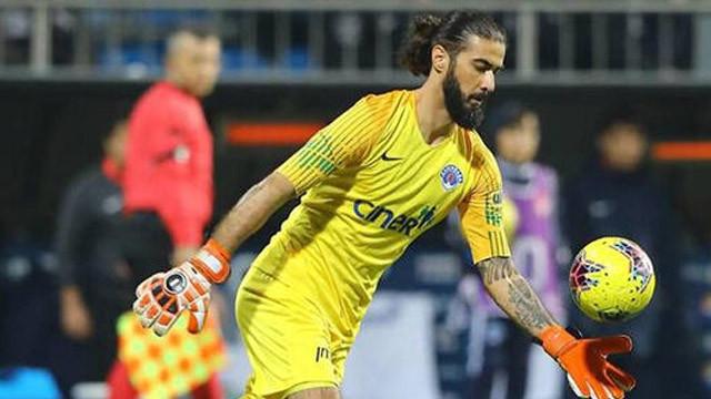 Galatasaray'dan kaleci transferi! Resmen duyurdu